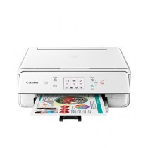 Canon TS Series PIXMA TS6020 Wireless All-in-One Inkjet Printer White