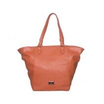 Caprese Hedda Tote Bag Peach