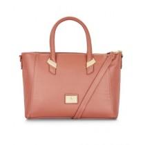 Caprese Joe Satchel Bag Blush Pink