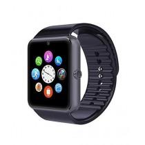 Caprio A1 Bluetooth Smart Watch Black