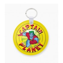 The Warehouse Captain Art Printed Key Chain (KC-157)