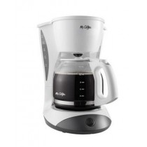 Mr. Coffee Simple Brew 12-Cup Coffee Maker (DW12-RB)