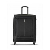 Carlton Tesla 4 Wheel Soft Trolley Bag - Black