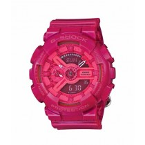 Casio G-Shock S Series Women's Watch (GMAS110CC-4)