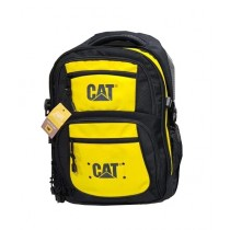Caterpillar Traveling Laptop Backpack Yellow