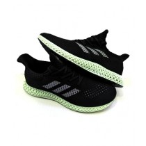 Mr Shoes Sport Trainers Shoes For Men Black (0019)