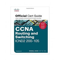 CCNA Routing and Switching ICND2 200-105 Official Cert Guide Book 1st Edition