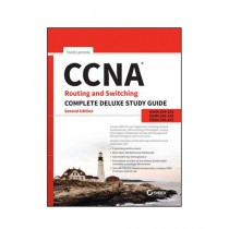 CCNA Routing & Switching Complete Deluxe Study Guide Book Exam 100-105 2nd Edition