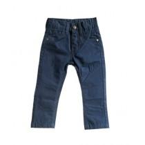 CNA International Cotton Pant For Kids Navy Blue (0006)