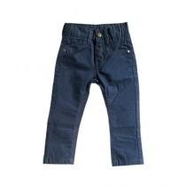 CNA International Cotton Pant For Kids Navy Blue (0007)