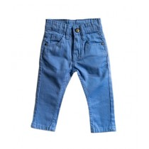 CNA International Cotton Pant For Kids Light Blue (0009)