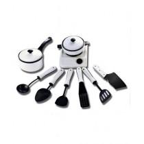 Afreeto Kitchen Toy Set For Kid 9 Pieces