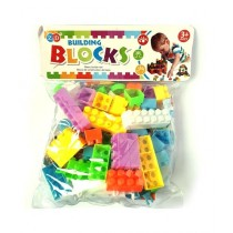 Afreeto Small Building Blocks For Kids 51 Pieces