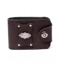 Afreeto Button Lock Wallet For Men (0127)