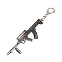 Afreeto PUBG Groza Metal Keychain