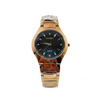 The Smart Store Men's Watch Gold