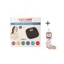 Certeza Digital Plastic Weighing Scale (PS-812)