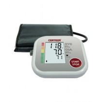 Certeza Upper Arm Digital Blood Pressure Monitor With Adapter (BM-405AD)