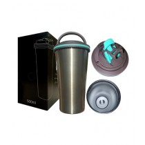 World Of Promotions Stainless Steel Travel Coffee Mug 500ml (0079)