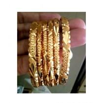 Bushrah Collection Bangles Set of 6 For Women (0013)