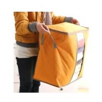 HR Business Folding Laundry Storage Bag Orange