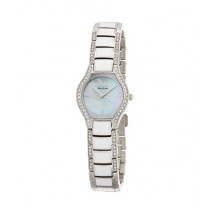 Citizen Eco-Drive Normandie Women's Watch Silver (EW9870-72D)