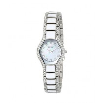Citizen Eco-Drive Normandie Women's Watch Silver (EW9870-81D)