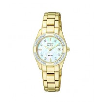 Citizen Eco-Drive Regent Women's Watch Gold (EW1822-52D)