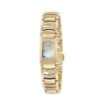 Citizen Eco-Drive Silhouette Women's Watch Gold (EG2732-51D)