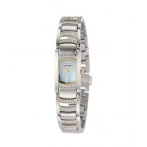 Citizen Eco-Drive Silhouette Women's Watch Silver (EG2734-56D)