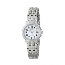 Citizen Eco-Drive Silhouette Women's Watch Silver (EW1540-54A)