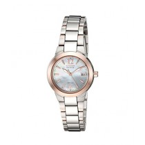 Citizen Eco-Drive Silhouette Women's Watch Silver (EW1676-52D)