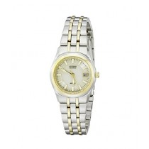 Citizen Eco-Drive Women's Watch Silver (EW0944)