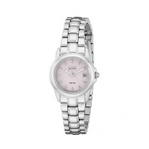 Citizen Eco-Drive Women's Watch Silver (EW1620-57X)