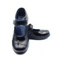 iSkool by iShopping.pk School Shoes For Girl Black (0003)
