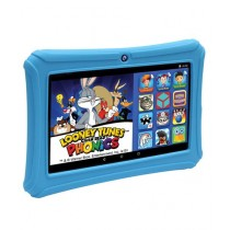 "ClickN Kids 7"" 16GB Learning Multitouch Tab Blue"