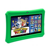 "ClickN Kids 7"" 16GB Learning Multitouch Tab Green"