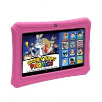 "ClickN Kids 7"" 16GB Learning Multitouch Tab Pink"
