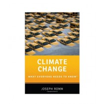 Climate Change Book 1st Edition