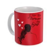 Desi Hatti Ceramic Printed Mug (0001)