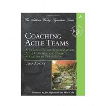 Coaching Agile Teams Book 1st Edition
