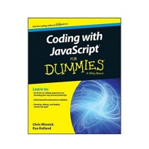 Coding with JavaScript For Dummies Book 1st Edition