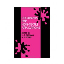 Colorants For Non-Textile Applications Book 1st Edition