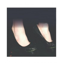 Colt Shoes Shining High Heel Shoes For Women - Black
