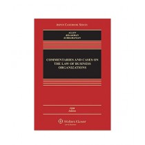Commentaries and Cases on the Law of Business Organizations Book 5th Edition