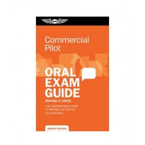 Commercial Pilot Oral Exam Guide Book 8th Edition
