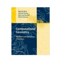 Computational Geometry Algorithms and Applications Book 3rd Edition