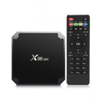 Cool Boy Mart X96 Mini 4K 2GB 16GB Andriod TV Box With Keyboard
