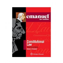 Emanuel Law Outlines Constitutional Law Book 34th Edition