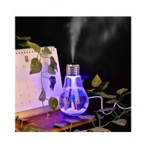 Consult Inn Bulb Humidifier LED Nightlight Creative USB Mini Humidifier